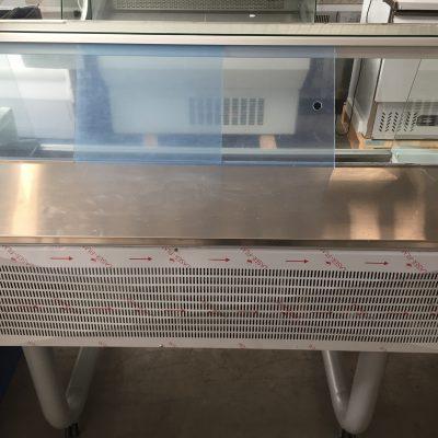 comptoir d'exposition frigorifique