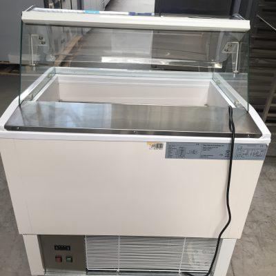 comptoir à glaces