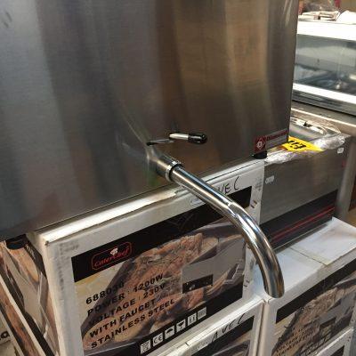 friteuse électrique pour snack